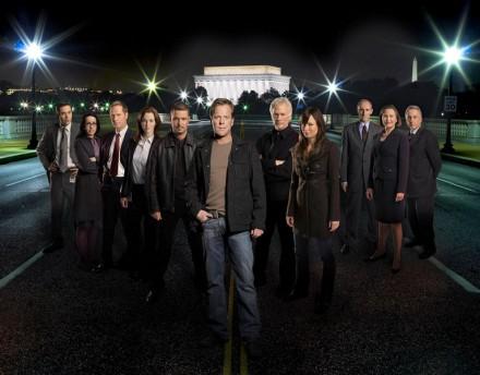 24 - Season7 cast